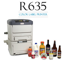 Afinia R635 High Speed Digital Color Label Printer