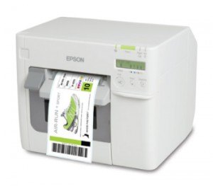 Epson C3500 Color Label Printer