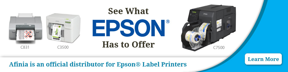 Welcome aboard, EPSON®