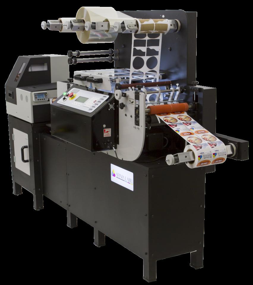 Afinia Label DLP 2000 Mini Digital Press
