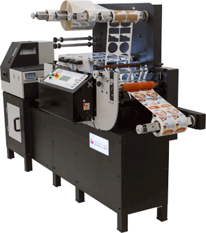 Etirapid Afinia Label DLP-2000 Mini Digital Label press