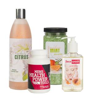 Health and Beauty Product Labels