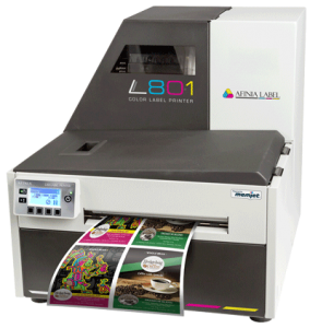 Afinia Label L801 - Powered by Memjet Printing Technology