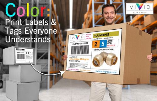 Afinia Label Printing Solutions for Manufacturing