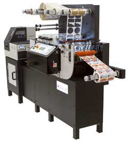 DLP-2000 Mini Digital Label Press
