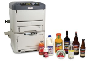 R635 Color Laser Label Printer