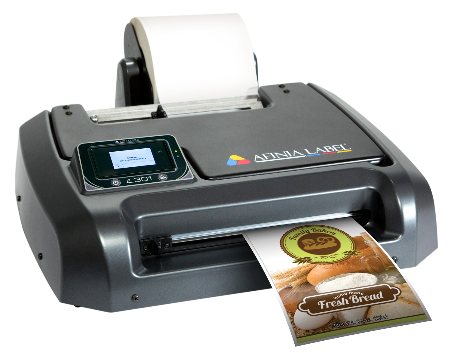 L301 Industrial Color Label Printer for Small Business - Afinia Label