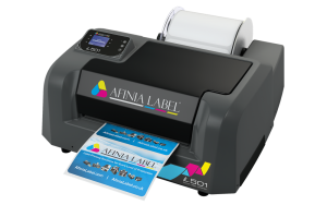 L501 Duo Ink Color Label Printer