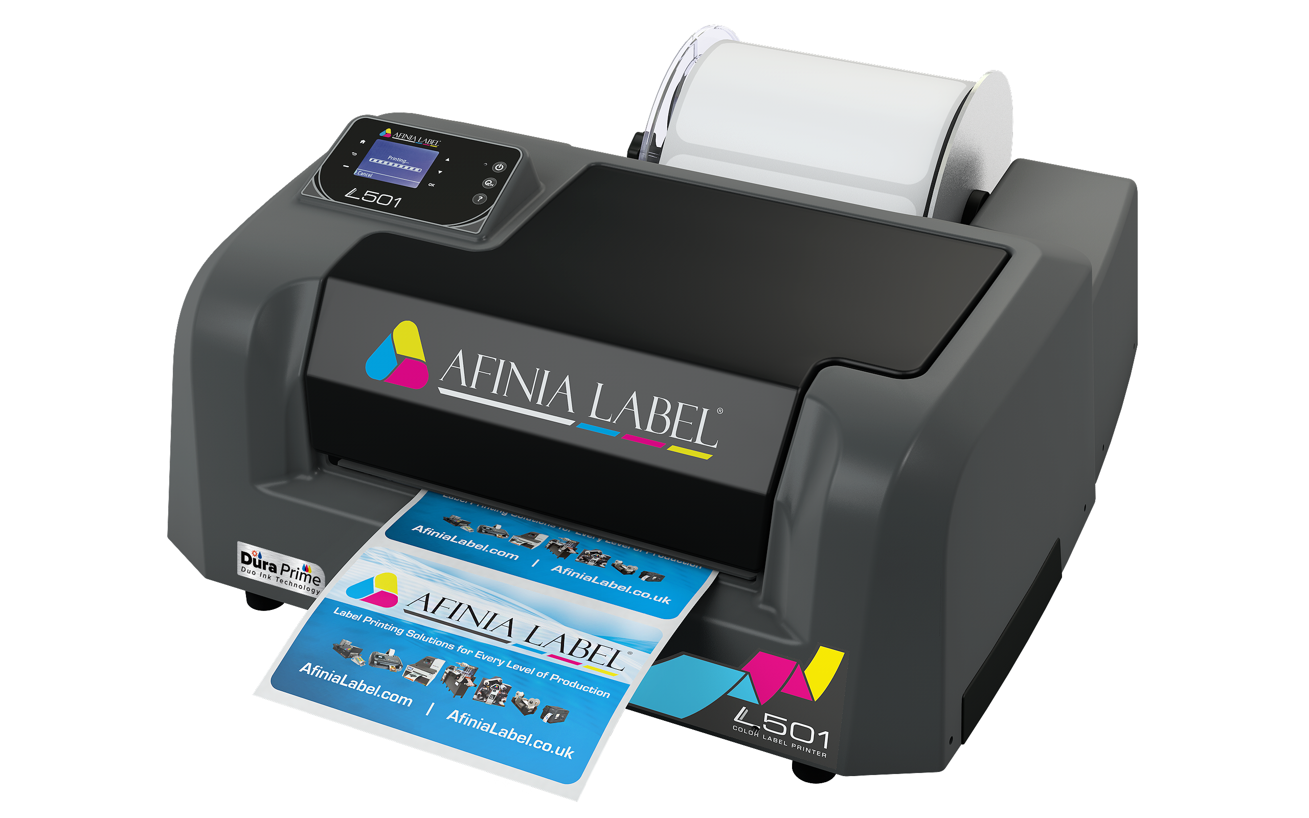 Afinia Label L501 Digital Color Desktop Label Printer