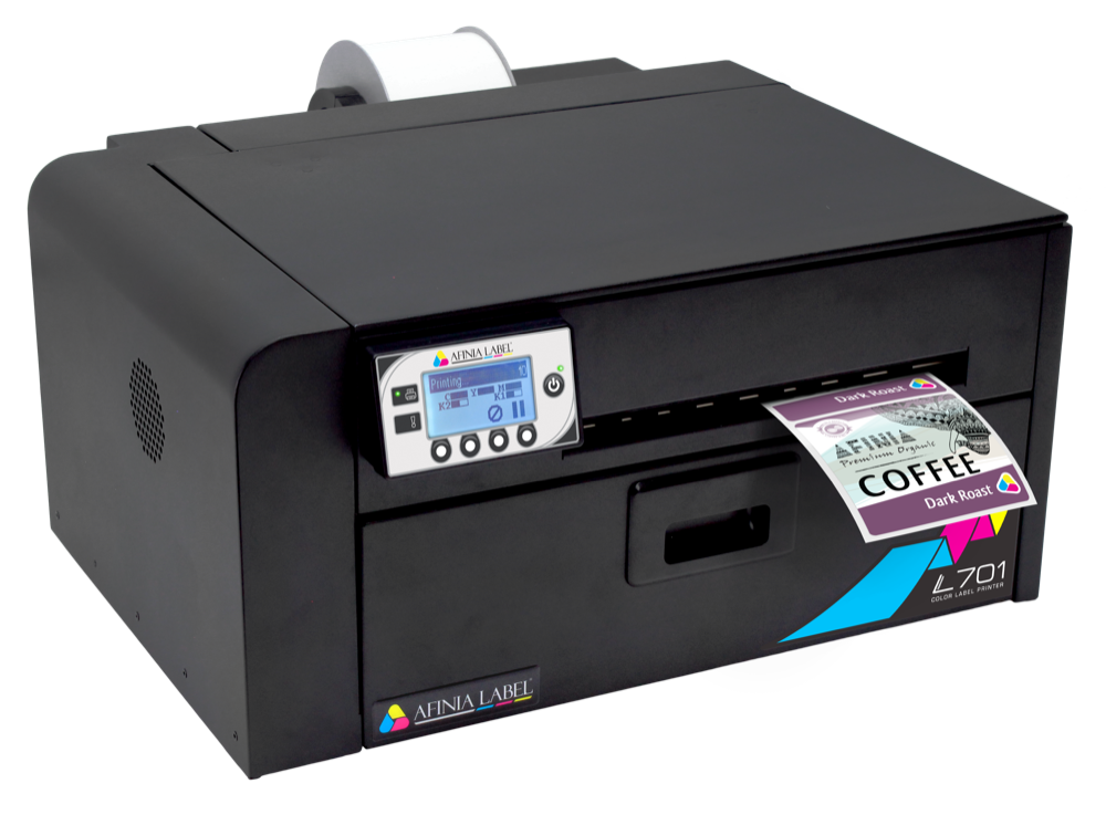 Afinia Label L701 - Powered by Memjet Printing Technology