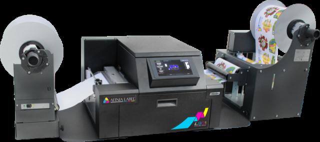 Afinia Label L901 Industrial Color Label Printer with XL Unwinder/Rewinder