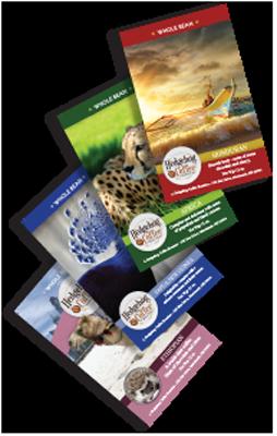 Afinia Label Case Study: Hedgehog Coffee Roasters LLC