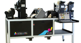 DLF-220L Digital Label Finisher