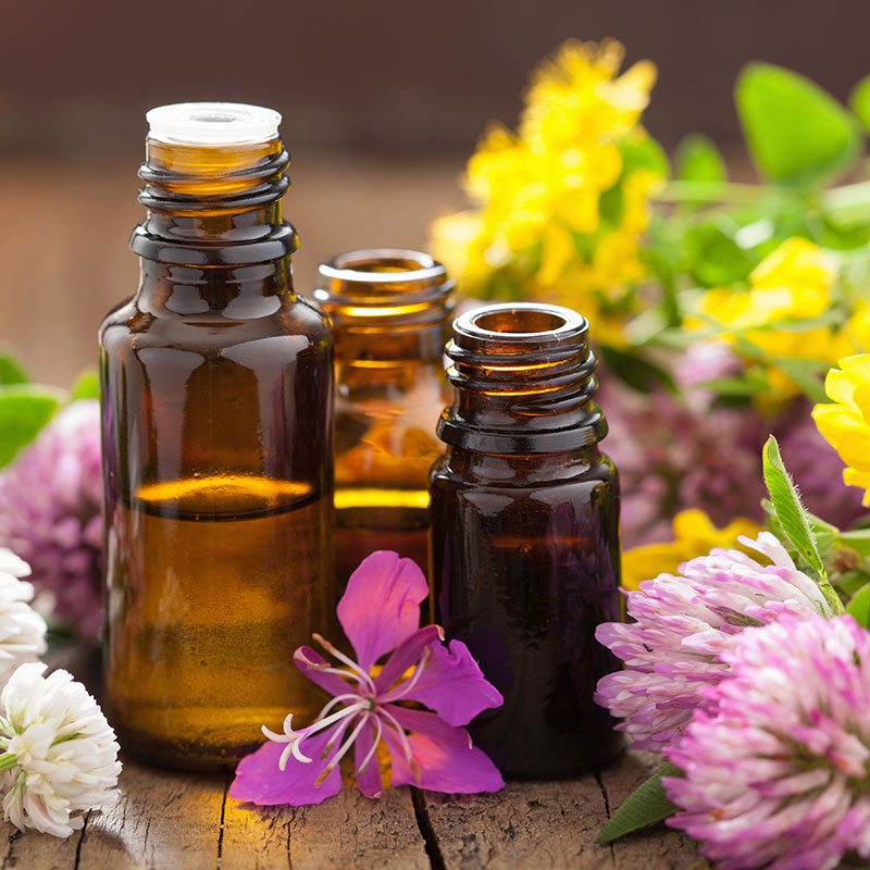 Essential oils label printers from Afinia Label