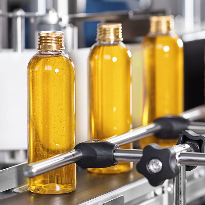 Inline manufacturing in-plant production line integrated label printers from Afinia Label