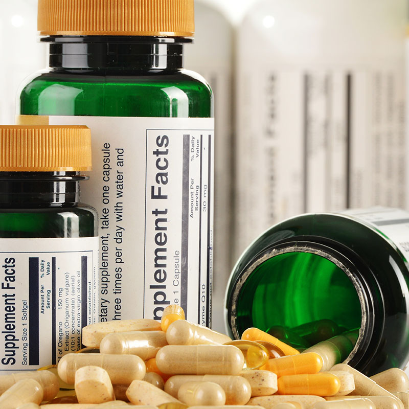 Nutraceutical & pharmaceutical label printers from Afinia Label