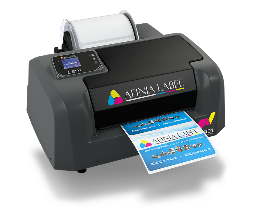 Afinia Label L501 Digital Color Label Printer