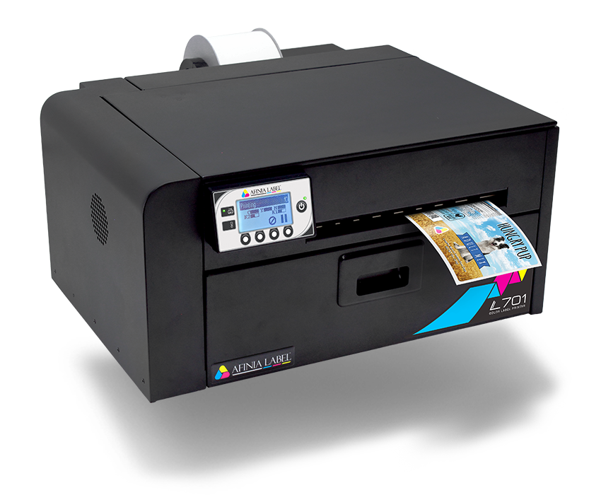 L701 Memjet Digital Color Label Printer from Afinia Label