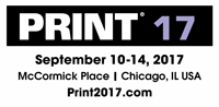Afinia Label at Print 17