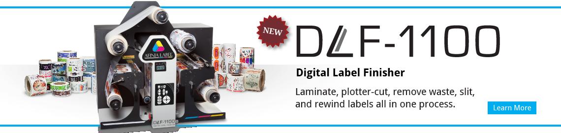 DLF-1000 Digital Label Finisher