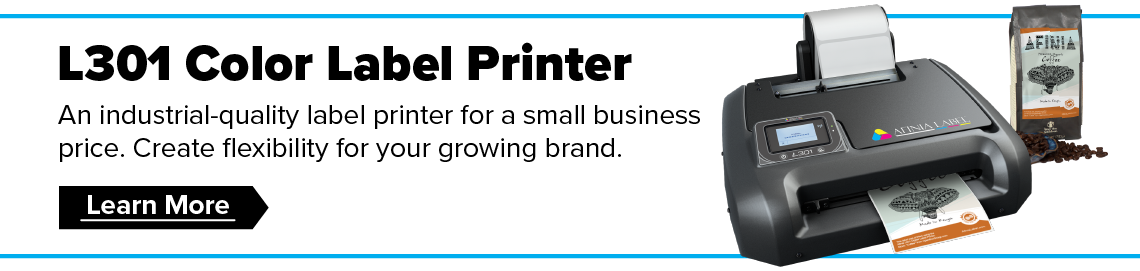 L301 Professional Small Business Label Printer